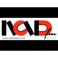 Logo de la radio Радіо ЛАД