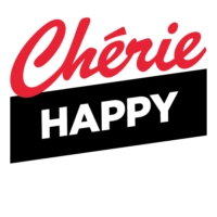 Logo of radio station Chérie Happy