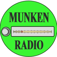Logo of radio station Munken Radio