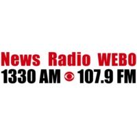 Logo of radio station WEBO News Radio