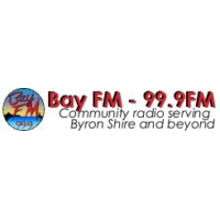 Logo of radio station Bay FM 99.9