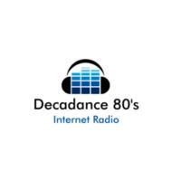 Logo of radio station Decadance 80's
