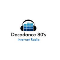 Logo of radio station Decadance 80's