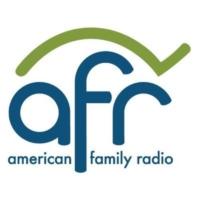 Logo of radio station KAFR 88.3 AFR Talk