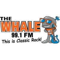 Logo of radio station WAAL 99.1 The Whale