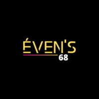 Logo of radio station Évén's 68