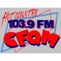 Logo of radio station CFQM - Magic 104