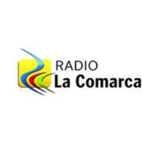 Logo of radio station Radio La Comarca