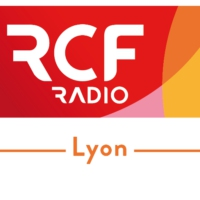 Logo of radio station RCF Lyon