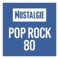 Logo de la radio Nostalgie Pop Rock 80
