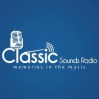 Logo of radio station Classic Sounds Radio