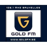 Logo of radio station GOLD FM BELGIUM