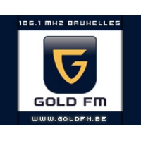 Logo of radio station GOLD FM BELGIUM