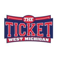 Logo of radio station WBBL The Ticket West Michigan