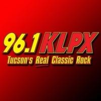 Logo of radio station KLPX 96.1