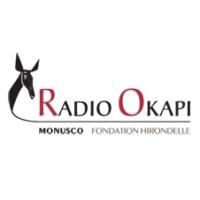 Logo de la radio Radio Okapi