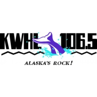 Logo of radio station KWHL 106.5