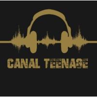 Logo of radio station Canal Teenage