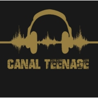 Logo of radio station Canal Teenage