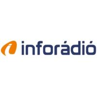 Logo of radio station InfoRádió