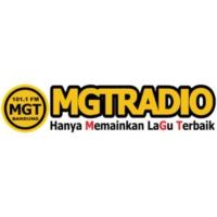Logo de la radio MGT FM 101.1