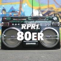 Logo de la radio RPR1. 80er