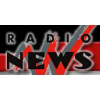 Logo of radio station News 98.3 FM