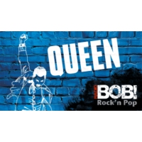 Logo of radio station Radio BOB! Queen