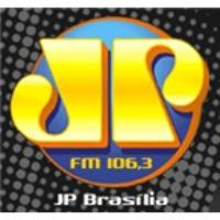 Logo de la radio Jovem Pan Brasília