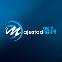 Logo of radio station Radio Majestad 105.7 FM