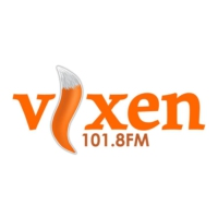Logo of radio station Vixen 101