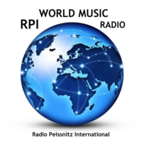 Logo of radio station RPI World Music Radio