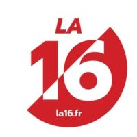 Logo de la radio Radio LA16 Charente