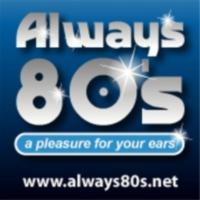 Logo of radio station Always 80's