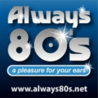 Logo of radio station Always 80's