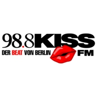 Logo of radio station Kiss FM Electro
