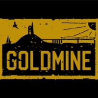 Logo of radio station Goldmine FM