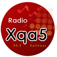 Logo of radio station Xqa 5 Radio 95.5