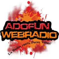 Logo of radio station AdoFun Webradio