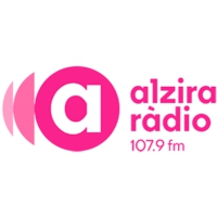 Logo of radio station Alzira Ràdio