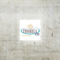Logo of radio station Thobela FM