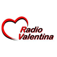 Logo of radio station Radio Valentina