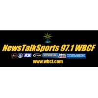 Logo of radio station NewsTalkSports 97.1 WBCF