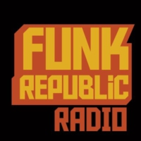 Logo of radio station Funk Republic Radio