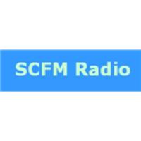 Logo of radio station SCFM 104.7