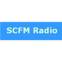 Logo of radio station SCFM 104.7