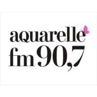 Logo of radio station Aquarelle FM