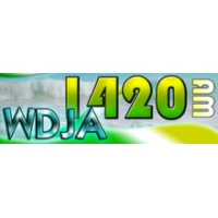 Logo of radio station WDJA 1420 AM