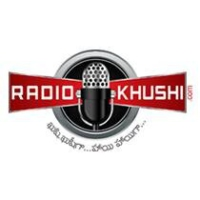 Logo of radio station Radio Khushi - Hindi