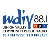 Logo of radio station WDIY 88.1